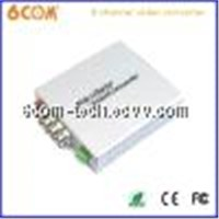 Single Mode 10/100m Fiber Media Convertor RJ45 Converter