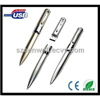Slim Body USB Pen Flash Drive-Pen-012