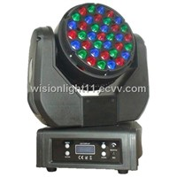 stage equipment moving light 36x3w led beam LUV-L102