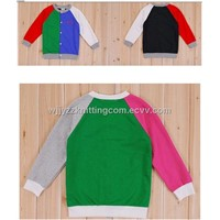 Sweater Shirt Pullover Cardingan Knitted Wear for Children