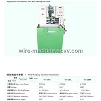 accurately automatic electronically meter countered tin solder wire spooling machine