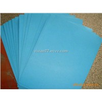 blue color board paper