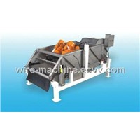especially used in paper-making industry, tobacco industry requisite rectangular sifter separator