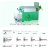 high performance tin solder flux cored with lead or lead-free wire drawing machine