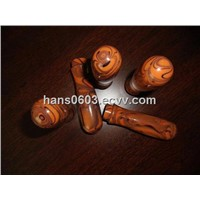 lmitation wood acetate handles for screwdrivers