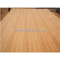 nature teak plywood