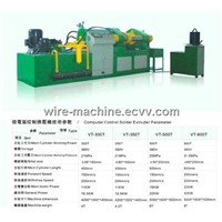 pure lead material extrusion machine