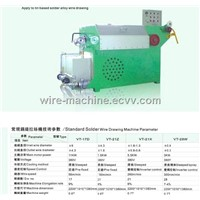 standard pure lead wire drawing machine