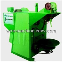 zinc wire bobbin packing machine