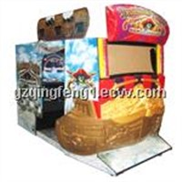simulator shooting game machine---Funny motor(MR-QF007)