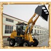 1.0T Compact Wheel Loader with Snow Bucket