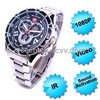 HD 1080P Waterproof Spy Watch Camera IR Night Vision Sound Activation PC Webcam