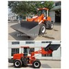Wheel Loader ZL20F Using for Construction Project