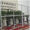 Galvanized Chain Link Temporary Fence (50*50mm)