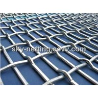 High Quality Crimped Wire Mesh Pig Use Animal mesh