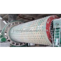 3.2m ball mill used in the cement production line