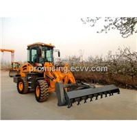 47kw Engine Power Hot Selling ZL18F Flail Mower Wheel Loader