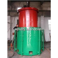 Charcoal Carbonization Stove for Hoist Type