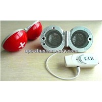 Competitive Price Gifts Football Mini USB 2.0 Speaker