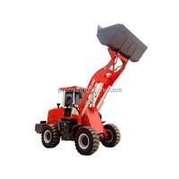 CE Cummins Engine ZL20F Wheel Loader Quick Hitch and Joystick