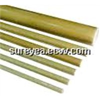 Epoxy glass cloth rod