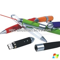 Gift Laser Functional USB Pen Drive