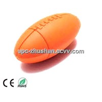 Hot Rugby Ball 4GB USB Memory Sticks