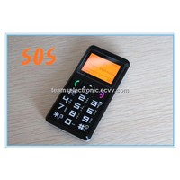 Personal GPS Tracker, Phone Alarm/Remote Monitor Function, Fast Dial Button, Located by SMS/Internet