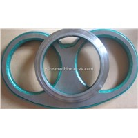 SCHWING Concrete Pump Spare Parts Wear Plate and Cutting Ring