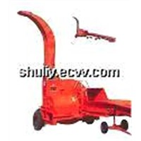 Straw Crusher and Hay Cutter for Wet and Dry Grass