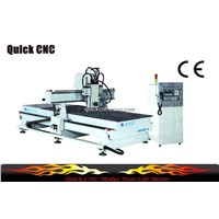 Wood CNC Engraving & Cutting Machine (K45MT-3)