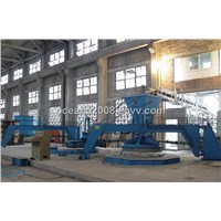 2013 New Vertical Vibration Concrete Pipe Production Line, DN300-3600mm
