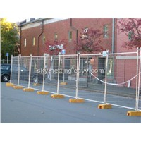 2100mm(H)X2400mm(L) Galvanized 42micron Temporary Fencing