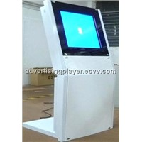 22 inch photo booth / photobooth kiosk / touch screen display