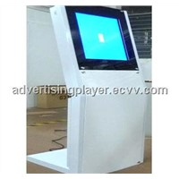 22 inch touch screen kiosk / digital signage display / LCD display