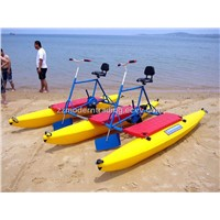 2 seats Double Water Bike High Quality In 2013