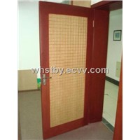 38mm straw wheat based E0 E1 door core ldf softboard