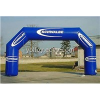 4m Inflatable Arch gate Archway for Outdoor Advertising