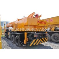 50t Truck Mounted Mobile Crane - Used Kato