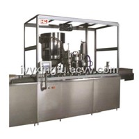 Aerool filling machine