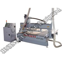 Automatic Tool Changing Woodworking CNC Router JCUT-25H ATC CNC Router