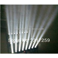Beam Light Bar 8x10W - 4 in One Quad Leds with Strong Color Beam Effect Disco in Stage Lights