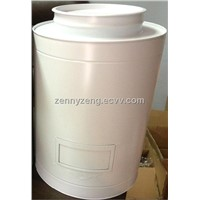 Big Storage Metal boxes for Tea leaves ,  Tea Tin storage boxes , Round storage boxes for Food