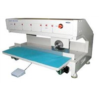 Blade moving type pcb dpaneling machine