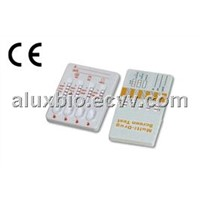 *CE Marked    Multi-Drugs test Device/Panel