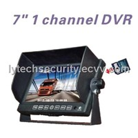 Car DVR Monitor/Car DVR (LY-CDVR01)