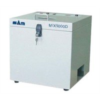 Centrifugal paste solder mixing machine