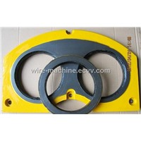 Cifa Concrete Pump Spare Parts Wear Plate DN200