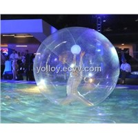 Clear PVC Dancer Ball