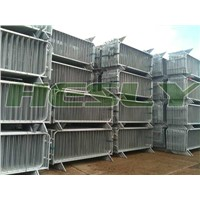 Crowed Control Barriers